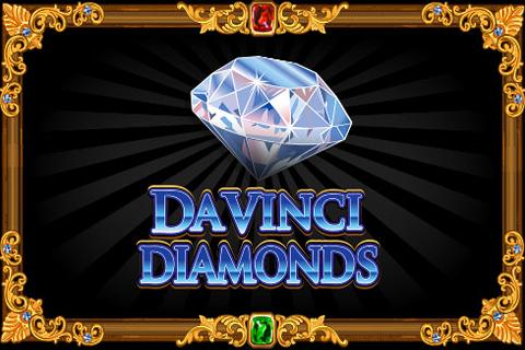 logo da vinci diamonds igt