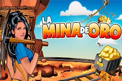 logo la mina de oro mga