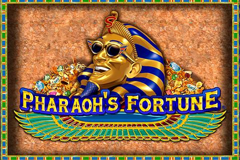 logo pharaohs fortune igt