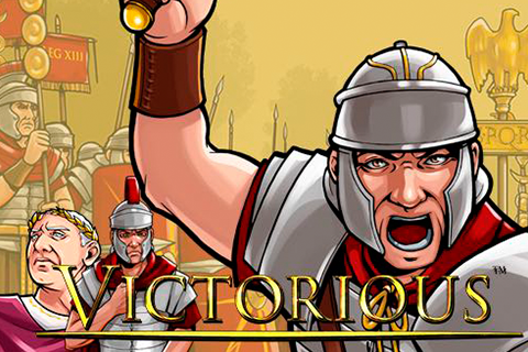 logo victorious netent