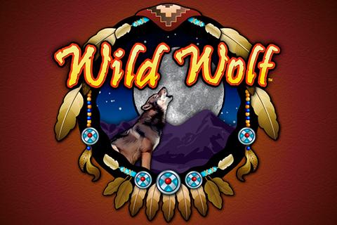 logo wild wolf igt
